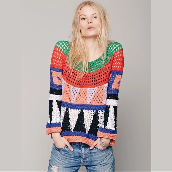 3861a98d37ac03 Free People Sweaters - Free People